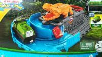 加图尔小火车的鳄鱼轨道 托马斯玩具
