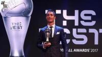 FIFA年度最佳c罗蝉联最佳球员
