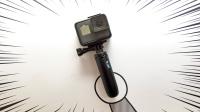 GoPro Hero 6 上手:这个配件要配合牙齿来用