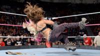 【RAW 10/23】米琪踩着15厘米恨天高 居然能发出完美DDT