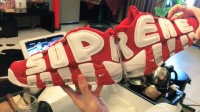 10-24帝师:Supreme x Nike Air More Uptempo