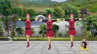 2017最新 蓝天云广场舞 水兵舞《拉萨夜雨》 附口令教学