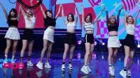 活力新女团Hashtag出道舞蹈阿里郎双视角舞台