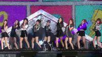9人新女团G9出道舞台《Chemical》Korea Music Festival