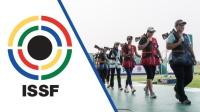 ISSF世界杯总决赛 — 女子飞碟双向