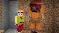 小本成龙【小龙】我的世界MC血人2  Minecraft恐怖地图游戏视频