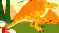 潜伏的考古学家 探索恐龙世界 沙漠考古 第22期 稀有的隆鸟 陌上千雨