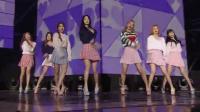 女团Hashtag釜山同一个亚洲闭幕式活力舞蹈《Hue》
