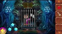 万圣节系列游戏之万圣节巫女救援小主公解说