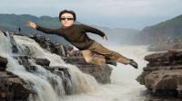 安迪大师飞越黄河壶口瀑布的魔术揭秘, 背后原理如此简单!