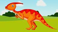 侏罗纪总动员 恐龙世界 第二期 恐龙岛探索挖掘 珍贵的恐龙骨骼化石 陌上千雨