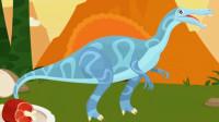 侏罗纪公园 潜伏的考古学家 第24期 沙漠考古挖掘 侏罗纪再现火山爆发 陌上千雨