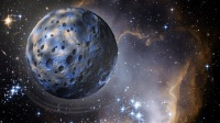 C4D+PS教程 制作一个千疮百孔的小行星 02
