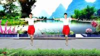 河北青青广场舞《冰糖葫芦》附背面教学