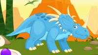 侏罗纪公园再现 考古学家沙漠挖掘 第26期 凶猛可怕的戟龙 陌上千雨