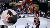 FIBA3X3总决赛集锦 悍将天外飞仙读秒绝杀夺冠