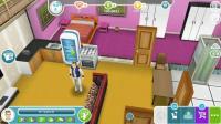 模拟人生畅玩版NO.2制作美味培根煎蛋 购买家具装修房子 笑笑小悠过家家游戏