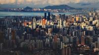 中国唯一一个敢和上海叫板发展的城市 不是北京广州 而是它