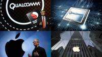 高通与苹果巨头之争, 英特尔会是最大赢家吗