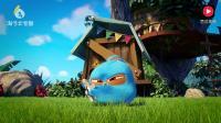 《疯狂的小鸟》超搞笑3D动画短片 第九集