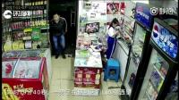 太可怕! 一男子在东莞便利店仅用45秒掳走女童