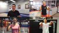UFC中国军团与您有个约会 11月25日奔驰中心不见不散