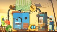 【小熙解说】机器人大冒险 小机器人Abi和迪迪在工业世界寻找人类主人!