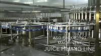 江苏星A包装机械集团东鹏特饮超洁净灌装生产线