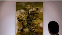 佳士得香港秋季拍卖 - 二十世纪及当代艺术呈献赵无极狂草系列经典巨作