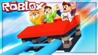 【Roblox游乐园建造模拟器】主题游乐园开张! 经营自己的游乐场! 乐高小游戏 小格解说