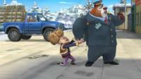 熊出没之熊熊乐园熊出没雪岭熊风夺宝熊兵丛林总动员熊大熊二吉吉对战赛筱白解说