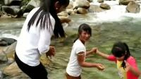 TSH视频-农时漂亮的苗族姑娘们-快乐得让人看到高兴