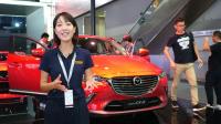 高颜值SUV 2017广州车展Mazda CX-3
