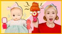 小豆豆的健康生活日记 | 爱丽和故事 EllieAndStory
