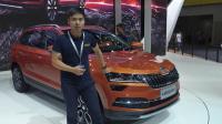 斯柯达家族又一款重磅SUV 2017广州车展解读柯珞克