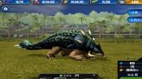 侏罗纪世界游戏第383期巨异龙 深海巨怪 笑笑小悠恐龙公园对战