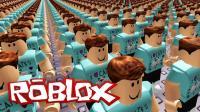 【Roblox克隆军团模拟器】未来科技克隆大作战! 星际飞船探索宇宙! 小格解说 乐高小游戏