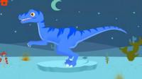 恐龙公园侏罗纪公园恐龙游戏恐龙战队迅猛龙爸爸宝宝巴士恐龙世界筱白解说恐龙蛋