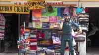 72岁外婆在墨西哥玛雅废墟踩到大蜥蜴《耄眼童心看世界》第六集《墨西哥科苏梅尔岛》