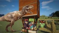 恋墨 我的世界侏罗纪公园第36期 苔藓泥煤苔