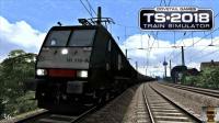 【LRTINTER】火车模拟2018 #036 DB BR 185 科隆-雷马根 Train Simulator 2018
