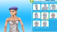模拟人生畅玩版NO.13期解锁美容沙龙 装扮人物 宠物沙龙笑笑小悠过家家游戏
