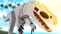 【小熙&屌德斯】模拟恐龙猎手 模拟一只恐怖的霸王龙把你们都吃光光!