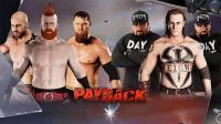 【中文解说】WWE2017年11月19日六人组队赛: 佰威&乌索兄弟vs希莫斯&凯萨罗&阿克塞尔