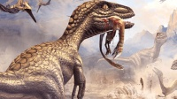 【亮哥】夺命侏罗纪#130 伶盗龙吃了秀颌龙★恐龙公园狩猎游戏