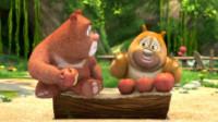 熊出没之熊熊乐园 熊出没雪岭熊风夺宝熊兵熊大熊二超人猪筱白解说