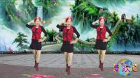 2017最新 蓝天云广场舞 水兵舞《爱江山更爱美人》附口令教学