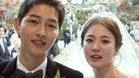 宋慧乔新婚旅行照片 70万网民点赞