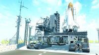 《巨型机械2017》15 游戏大结局 发射航天飞机 履带运输车 大型工程车 模拟经营游戏