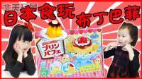 超人气日本食玩知育菓子之巴菲布丁手工DIY!